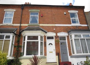 Thumbnail 2 bed terraced house for sale in South Road, Erdington, Birmingham