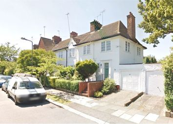 Thumbnail 4 bed terraced house to rent in Eskine Hill, Hampstead