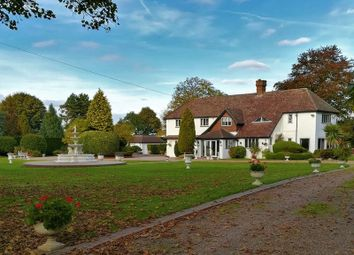Thumbnail 6 bedroom detached house for sale in Rushmore Hill, Knockholt, Sevenoaks, Kent