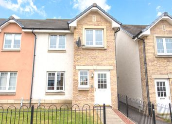 Thumbnail 3 bed end terrace house for sale in Trondheim Parkway, Dunfermline