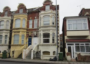 Thumbnail 1 bedroom flat to rent in Victoria Road North, Southsea