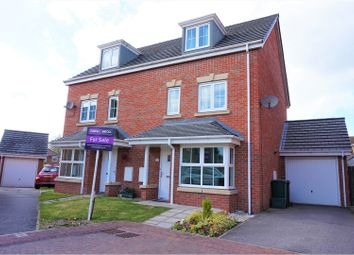 Thumbnail 4 bed semi-detached house for sale in The Potteries, Doncaster