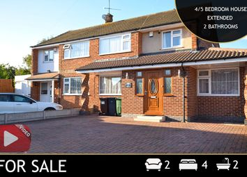 Thumbnail 4 bed semi-detached house for sale in Thorndale Road, Leicester, Leicestershire