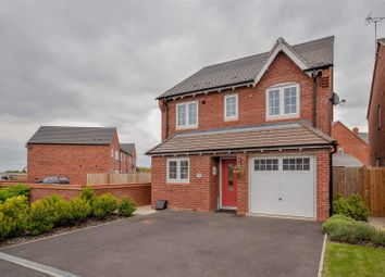 Thumbnail 3 bed property for sale in Hutton Close, Quorn, Loughborough