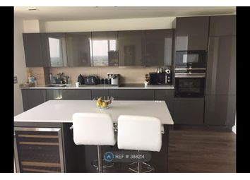 Thumbnail 3 bed flat to rent in Skyline Apartments, London