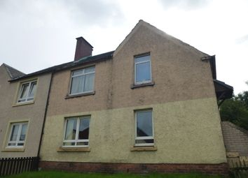 Thumbnail 2 bed flat for sale in Arnott Drive, Whifflet, Coatbridge