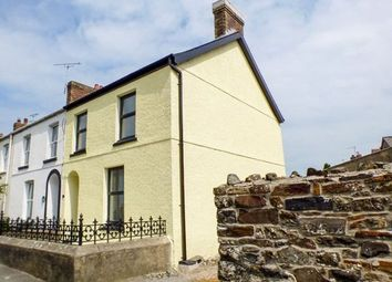 Thumbnail 3 bed end terrace house for sale in Park Street, Whitland, Carmarthenshire