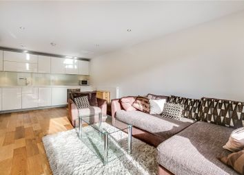 Thumbnail 2 bed flat for sale in Patmos Road, London