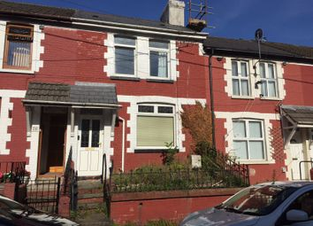 Thumbnail 3 bed terraced house to rent in The Avenue, Pontycymer
