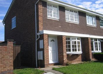 Thumbnail 3 bed detached house to rent in Bishops Drive, Oakwood, Derby