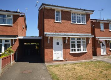 Thumbnail 3 bedroom detached house to rent in Padstow Close, Crewe, Cheshire