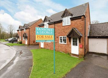 Thumbnail 2 bed semi-detached house for sale in Keeps Mead, Kingsclere, Newbury