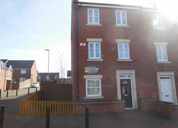 Thumbnail 3 bed semi-detached house for sale in Overlord Drive, Hinckley