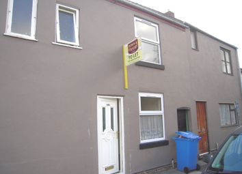 Thumbnail 2 bed terraced house to rent in Newgate Street, Worksop