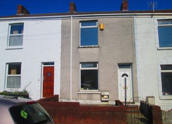 Thumbnail 2 bedroom terraced house for sale in Burman Street, Mount Pleasant, Swansea