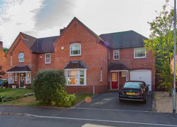 Thumbnail 4 bed detached house to rent in Clos Llysfaen, Lisvane, Cardiff