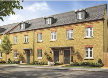 "Thumbnail 3 bed end terrace house for sale in ""Nugent"" at Broughton Crossing, Broughton, Aylesbury"
