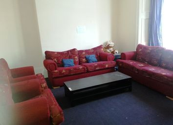 Thumbnail 8 bed terraced house to rent in Brighton Grove, Arthurs Hill, Newcastle Upon Tyne