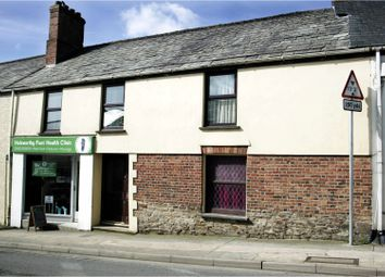 Thumbnail 3 bed cottage for sale in Chapel Street, Holsworthy