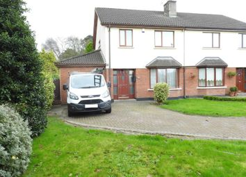 Thumbnail 3 bedroom semi-detached house for sale in 14 Priory Hall, Spawell Road, Wexford Town, Wexford County, Leinster, Ireland