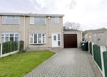 Thumbnail 3 bed semi-detached house for sale in Hillside Drive, Edlington, Doncaster