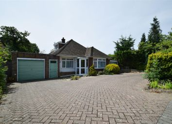 Thumbnail 4 bed detached bungalow for sale in The Horse Close, Emmer Green, Reading