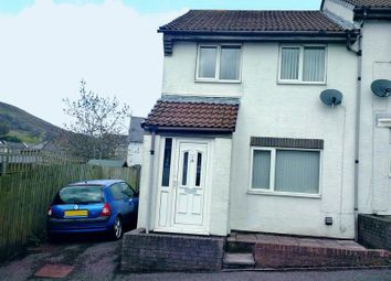 Thumbnail 3 bed semi-detached house for sale in Queen Street, Blaina, Abertillery