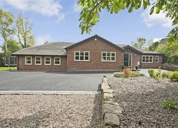 Thumbnail 4 bed detached bungalow for sale in Church Lane, Kirk Langley, Derby