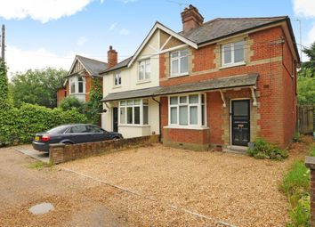Thumbnail 3 bed semi-detached house to rent in Chobham Road, Sunningdale