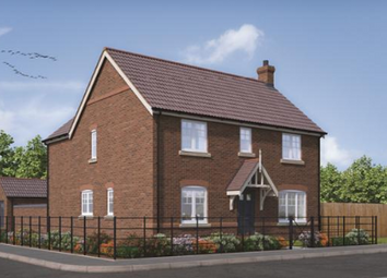 Thumbnail 4 bed detached house for sale in Willoughby Road, Alford, Lincoln