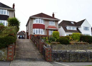 Thumbnail 3 bedroom detached house for sale in Rhyd Y Defaid Road, Swansea