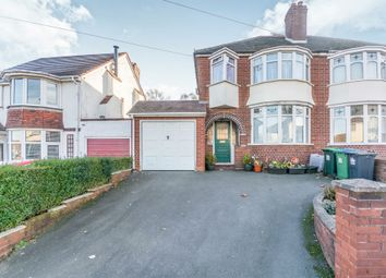 Thumbnail 3 bed semi-detached house for sale in Bleakhouse Road, Oldbury