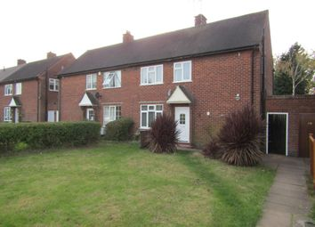 Thumbnail 5 bedroom shared accommodation to rent in Highwood Avenue, Solihull, West Midlnads