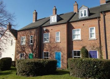 Thumbnail 3 bed terraced house for sale in Cleveland Mews, Beacon Street, Lichfield, Staffordshire