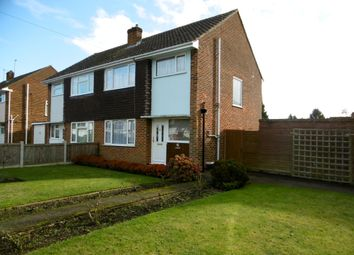 3 bed semi-detached house to rent in Swanfield, Long Melford, Sudbury CO10