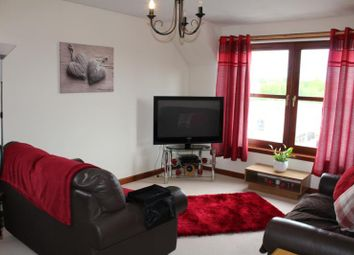 Thumbnail 2 bed flat to rent in Flat D, Water Lane, Ellon