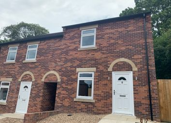 Thumbnail 2 bed end terrace house to rent in Carlton Street, Mansfield