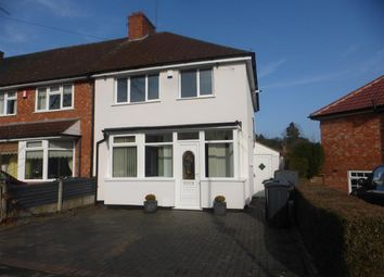 Thumbnail 3 bedroom property to rent in Brentford Road, Kings Heath, Birmingham