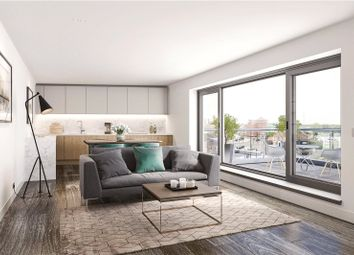 Thumbnail 1 bed flat for sale in The Apartments, Weald Road, Brentwood, Essex