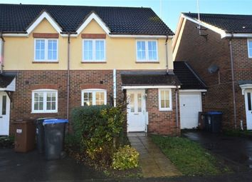 Thumbnail 3 bed property to rent in Clover Way, Hatfield