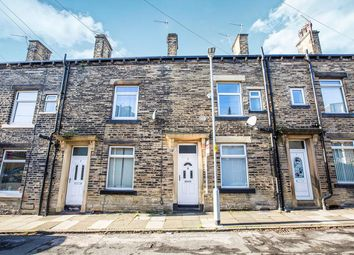 Thumbnail 4 bed terraced house to rent in Brougham Street, Halifax