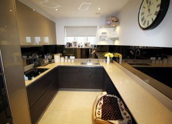 Thumbnail 2 bed flat for sale in Hammers Lane, London