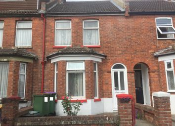 Thumbnail 2 bed terraced house for sale in Royal Military Avenue, Folkestone