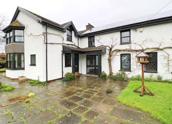 Thumbnail 4 bed detached house for sale in Rhiwsaeson, Pontyclun