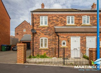 Thumbnail 3 bed semi-detached house to rent in Devey Road, Smethwick