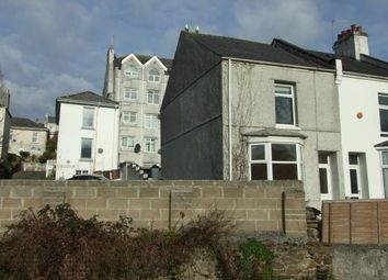 Thumbnail 2 bedroom end terrace house for sale in Ford, Plymouth, Devon