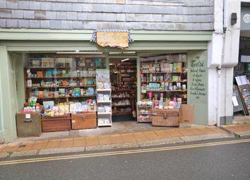 Thumbnail Retail premises to let in High Street, Totnes