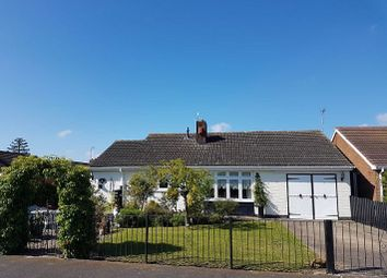 Thumbnail 3 bed detached bungalow for sale in St. Lukes Close, Cherry Willingham, Lincoln
