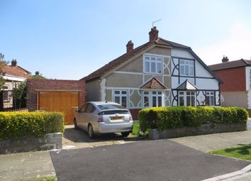 Thumbnail 3 bed semi-detached house to rent in Cedar Avenue, Sidcup