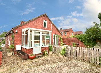 Thumbnail 2 bed bungalow for sale in Westgate, North Cave, Brough, East Yorkshire